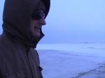 Schneestrand