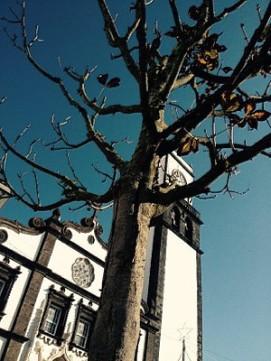 azoren kirche