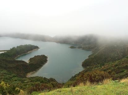 azoren lagoa